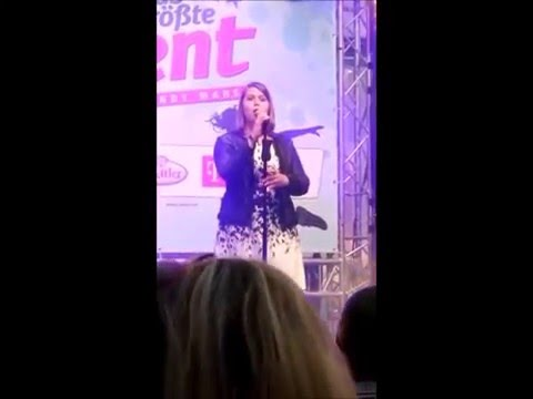 NÖN sucht das größte Talent-Bianca Luger-Simply the best-19.05.2016 Bezirksfinale