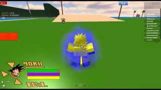 Roblox DragonBall Online pvp 1 vs 1 by Alaa274