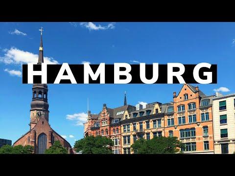 HAMBURG GERMANY - TOUR of SPEICHERSTADT, HAFENCITY, ELBPHILHARMONIE 🇩🇪 - vlog