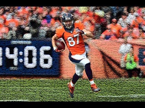 ||Sunshine||Jordan Taylor Denver Broncos Highlights