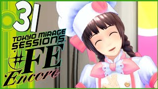 Tokyo Mirage Sessions FE Encore Walkthrough Part 31 Cooking with Momari (Nintendo Switch)