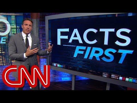 Cuomo fact-checks Trump's claim about Obama
