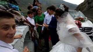 Свадьба в Дагестане с Хлют