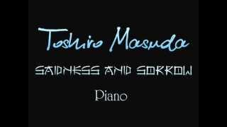 Toshiro Masuda - Sadness and sorrow piano