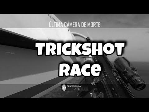 Cod Bo2 - Trickshot Race. ft Turk