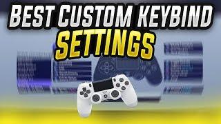 Fortnite Controller Keybinds