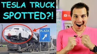 Tesla Pickup Truck Spotted?! Household Net Worth Declines 3 Trillion Dollars