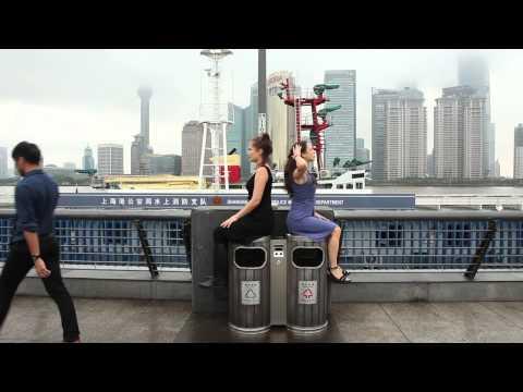 Shanghai dancing Rosas