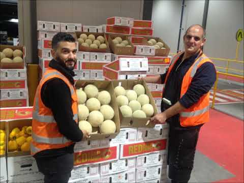 Take a tour through the fresh produce at the Melbourne Wholesale Market