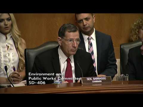 Chairman Barrasso Secures Commitment from GSA and FBI to Report Back to Congress on FBI Headquarters