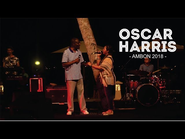 Oscar Harris , Story Book Children - Cek Sound Ambon 2018 ( live )