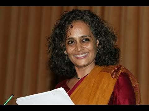arundhati roy indian journalist