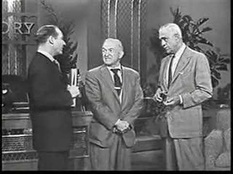 "BORIS KARLOFF ON ""THIS IS YOUR LIFE"" - JACK PIERCE SEGMENT"