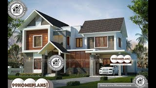 Indian House Design By 99HOMEPLANS COM [ Esp: M014 ]