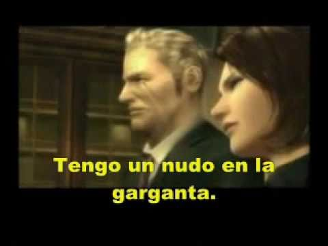 Metal Gear Solid 3: Way to fall. Subtitulada