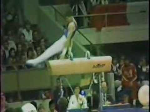 Kurt Thomas 1979 World Championships