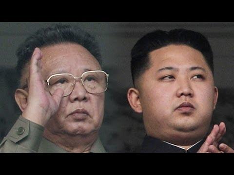 Image result for kim jong il + kim jong un