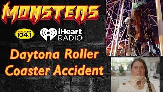 Daytona Roller Coaster Accident