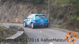 Cevennes 2018 RallyeMateurs