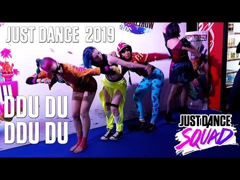 Just Dance 2019 DDU-DU DDU-DU BlackPink - Gameplay Paris Games Week
