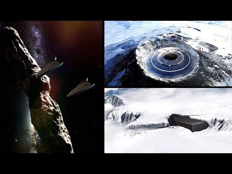Ex Navy Seal Corrobora la Flota Espacial Secreta Antártica y la Misión a Oumuamua