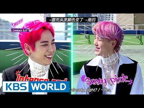 ComeBack B.A.P!!!! [KBS World Magazine K-RUSH / 2017.03.17]