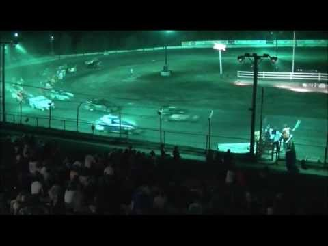 Sportsman Modified Feature July 14, 2012