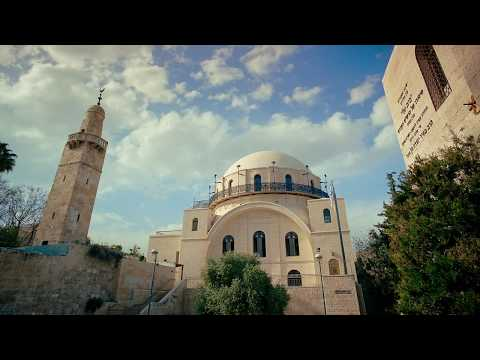Jerusalem耶路撒冷,旁白:Benedict Cumberbatch