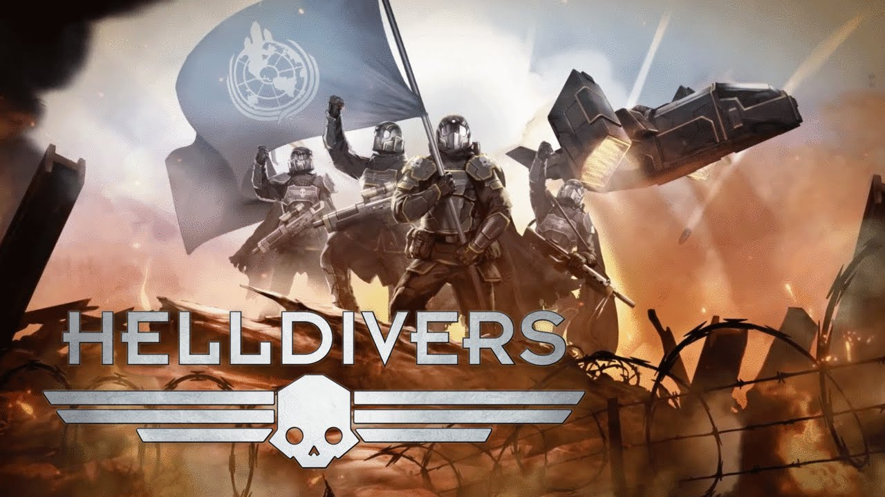 HELLDIVERS- EASY XP in 2-5 mins max - YouTube