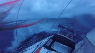Baixar When the Atlantic ocean gets rough, still single handed - Ep 20 - The Sailing Frenchman