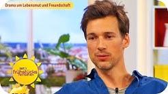 Florian David Fitz - Hin und Weg | SAT.1 Frühstücksfernsehen