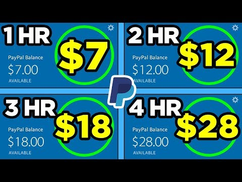 Watch Ads And Earn! FAST & SIMPLE PayPal Money!