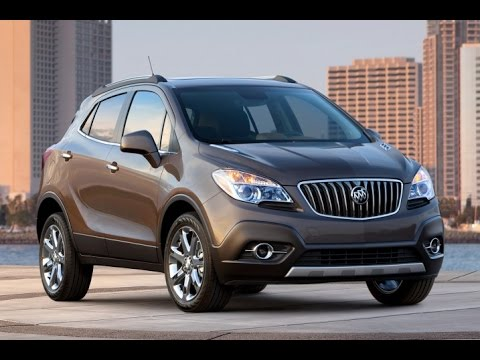 Buick Encore 2016 Car Review
