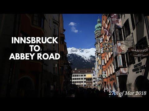 Weekend in Austria - Innsbruck Vlog (part 3)