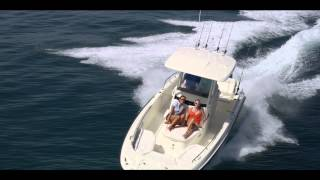 Boston Whaler | 270 Dauntless - Swim Patio