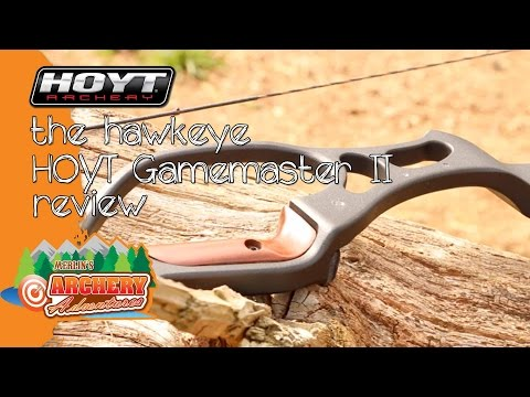Hoyt Gamemaster II Review (Hawkeye's Bow)
