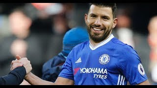 Is Sergio Aguero Chelsea Bound?