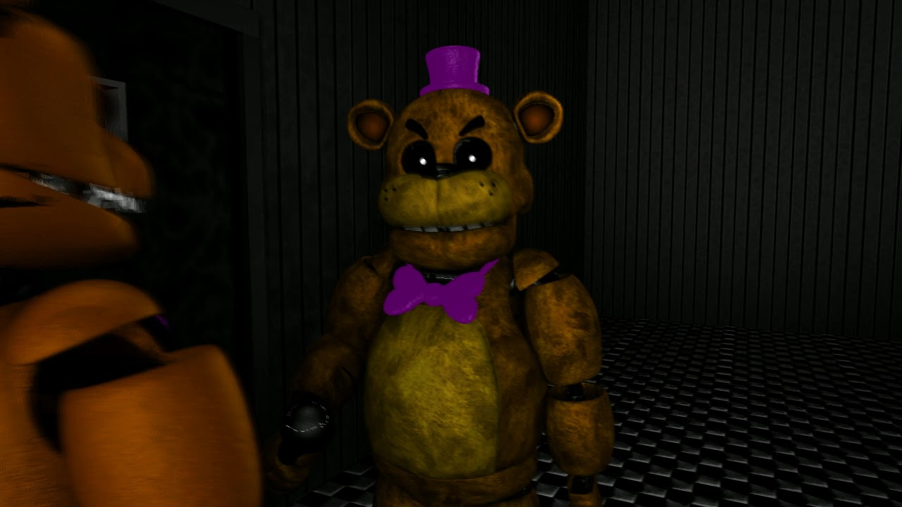 [SFM FNaF] Im Not Here All Night Collab Part For Samilose Sal Preview 1 WIP