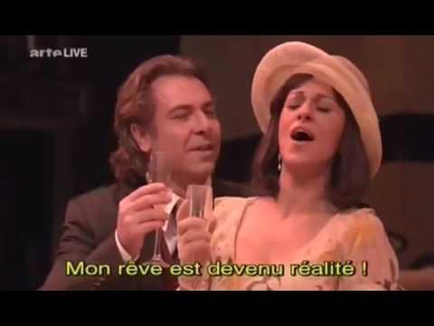 Quartet   Bevo al tuo fresco sorriso   La rondine