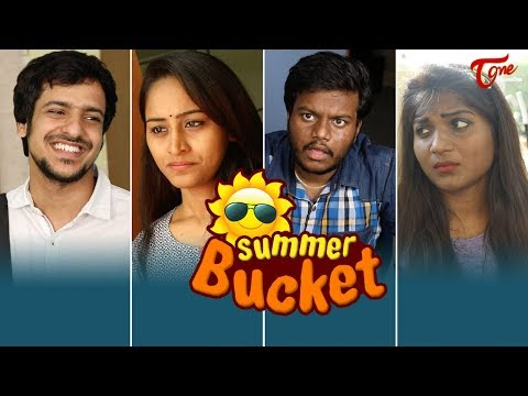 SUMMER BUCKET | సమ్మర్ బకెట్ | Summer Funny Jokes - TeluguOne