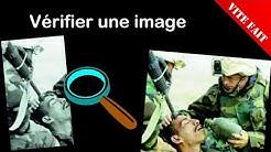 🔧 VITE FAIT : Vérifier une image - DEFAKATOR