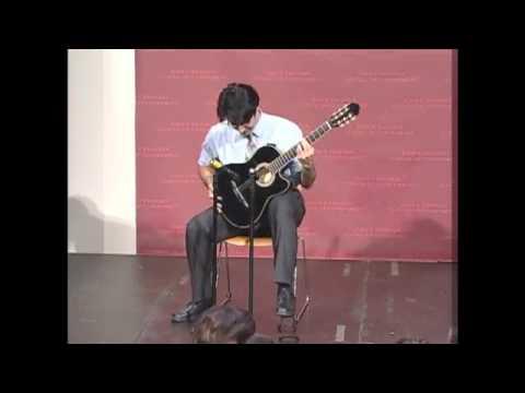 HKS GOT TALENT classical/folk/rock guitarist!!