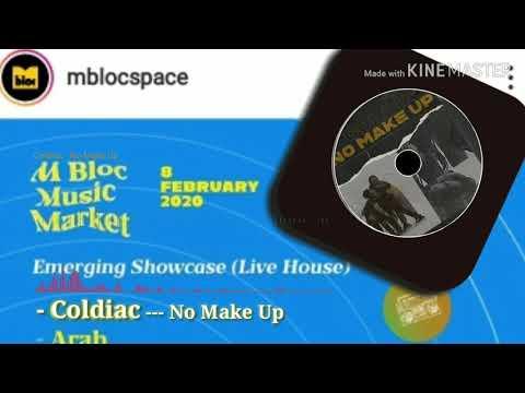 Download  Coldiac ft NYK - No Make Up  Spectrum Gratis, download lagu terbaru