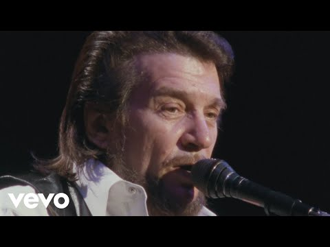The Highwaymen – Trouble Man (American Outlaws: Live at Nassau Coliseum, 1990)