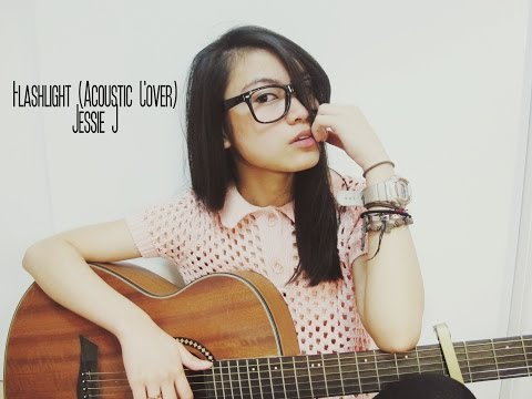 Flashlight by Jessie J (Acoustic Cover) - Alecza