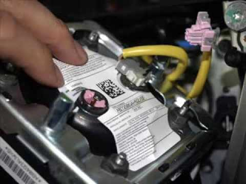 Copy of Airbag & Steering Wheel Removal from Silverado ...