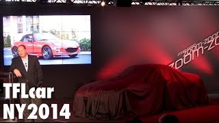 Mazda MX-5 Roadster 25th Anniversary Limited Edition 2014 Videos