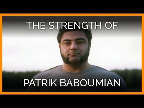 Strength   Vegan Strongman Patrik Baboumian