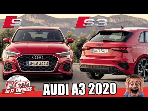 Audi A3 S Line & S3 2020 : Le Retour En Force ? | PJT Express