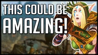 ITS ACTUALLY HAPPENING - Level Squish In World of Warcraft Could Fix EVERYTHING | WoW BfA